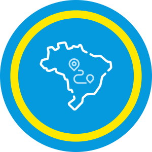 território nacional Larifo Transportes